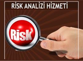 İş kazaları ve meslek hastalıkları risklerini önlemek amacıyla tehlike ve risk analizi çalışmalarını işletme esaslarını ve ihtiyaçlarını göz önünde bulundurarak